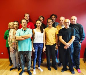 Harmonious Breathing Course in Bologna