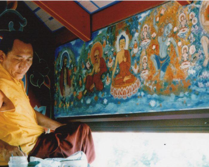 drugu choegyal rinpoche