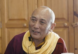 Interview with Drugu Choegyal Rinpoche