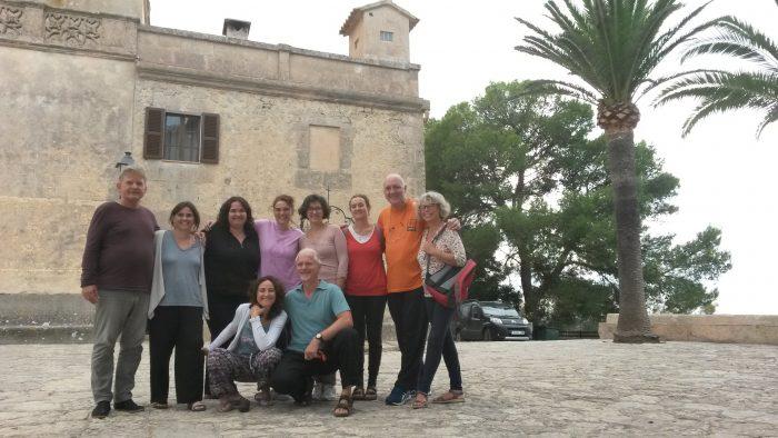 Prajnaparamita retreat Mallorca