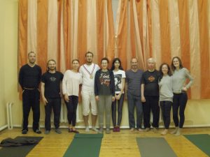 Yantra Yoga Open Course at Kunsangar North
