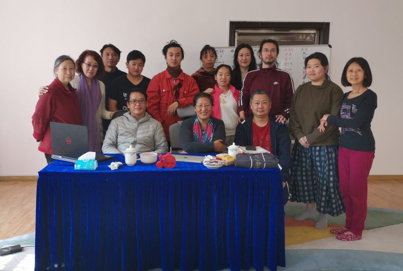 Samtengar China Courses
