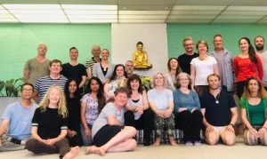 Harmonious Breathing & 7th Lojong Retreat Sydney Australia