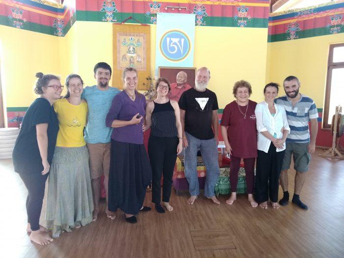 Drajyor and Tibetan Language Course with Fabian Sanders