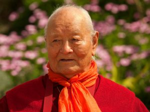 In Memory of Chögyal Namkhai Norbu Rinpoche