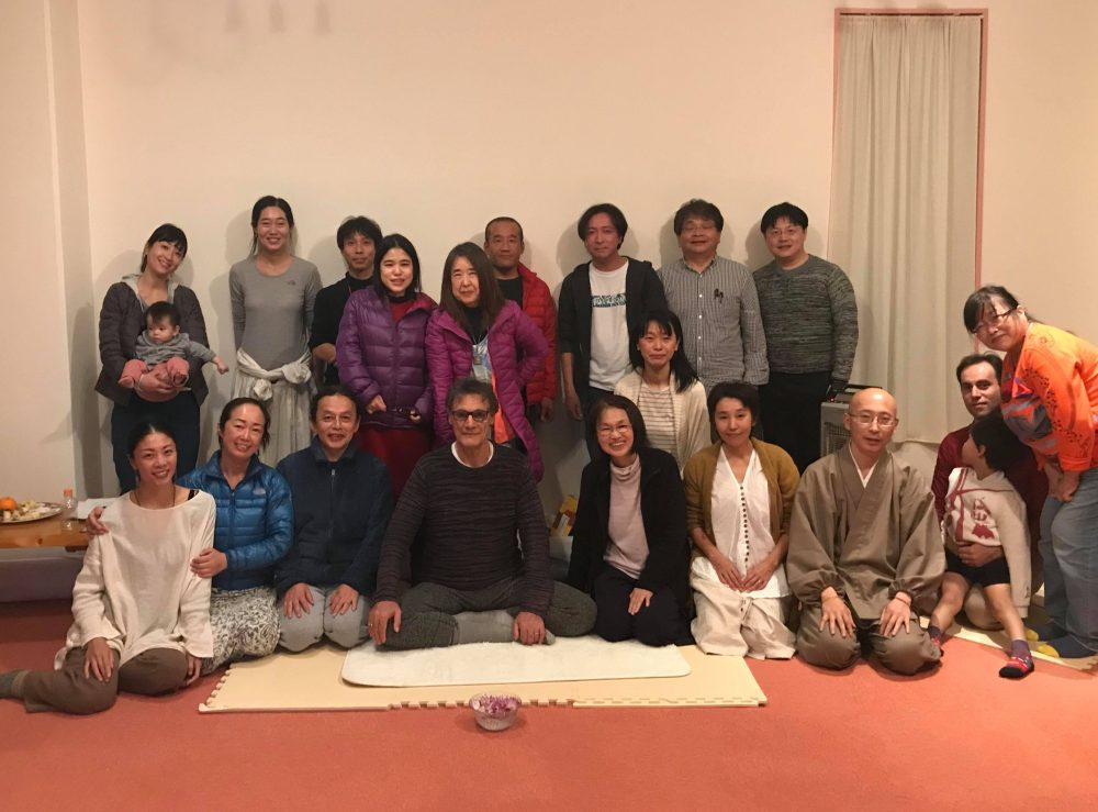 Mandarava Tsalung Course and Harmonious Breathing in Japan