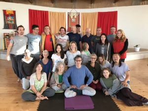 Sangha Retreat at Dzamling Gar