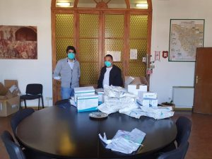 Covid-19 Merigar Dzogchen Community Donates