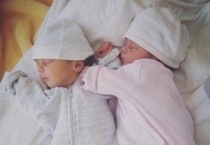 Born –  Pola Jasmina and Alicja Liliana