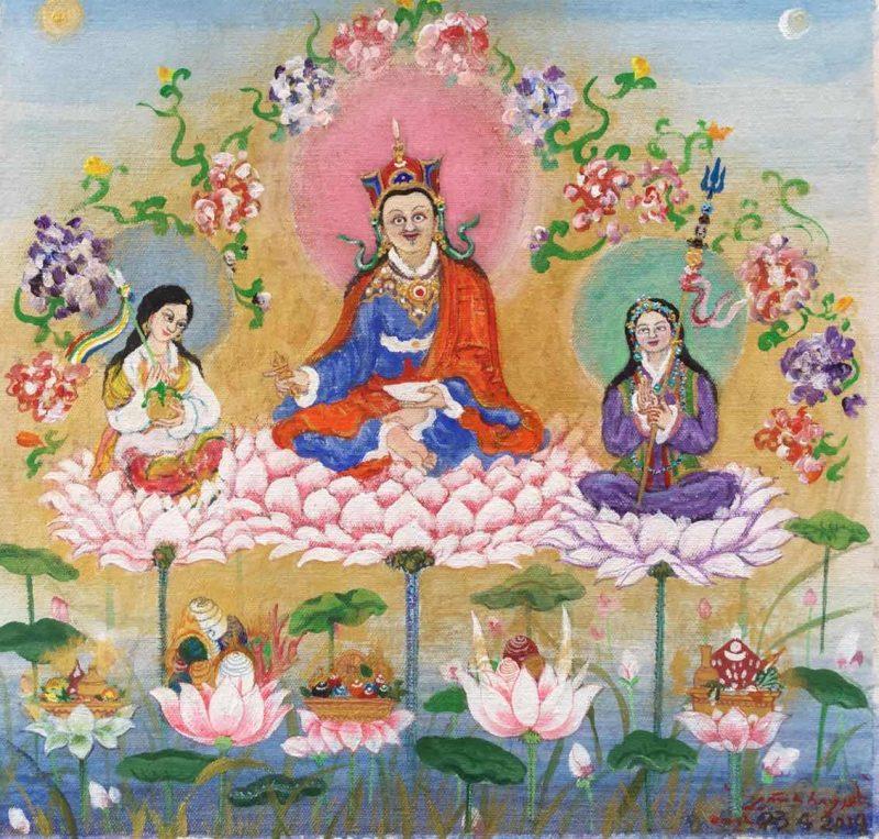 chulen tradition tibetan literature