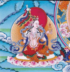 Mandarava Practice Webcast from Merigar