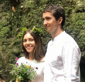 Married – Evgeny Sushko and Alina Kramina