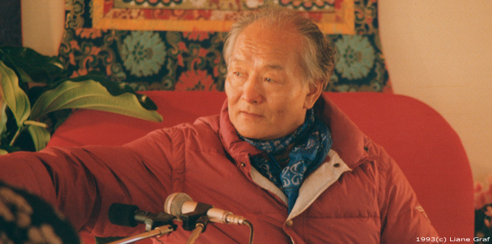 Chögyal Namkhai Norbu on Bodhicitta    .