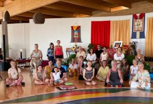 Guruyoga of White A and Dance of the Song of the Vajra Practice Retreat