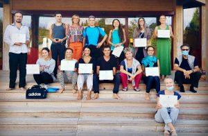 Eight Movement Teacher Training at Merigar West