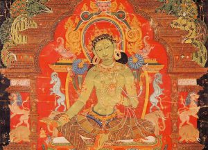 Daily Practice of Green Tara Hosted by Yeselling