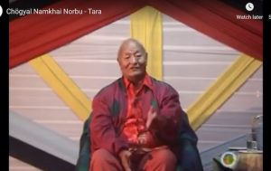 Tara Practice Webcast & Video of the Master