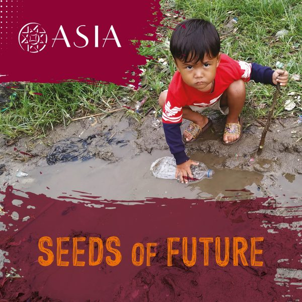 Seeds of the Future for Refugees from Haku, Nepal