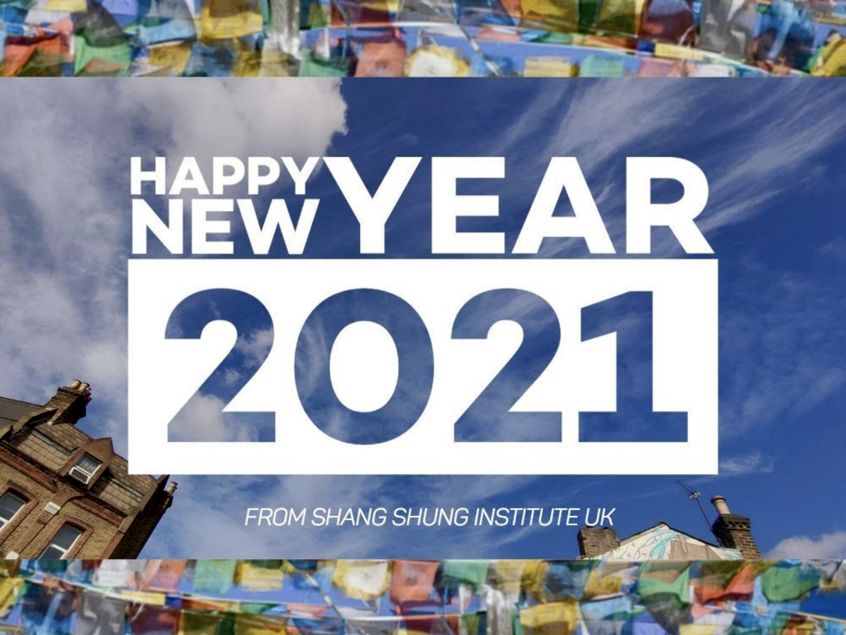 Looking at the year ahead 2021 with Shang Shung Institute UK