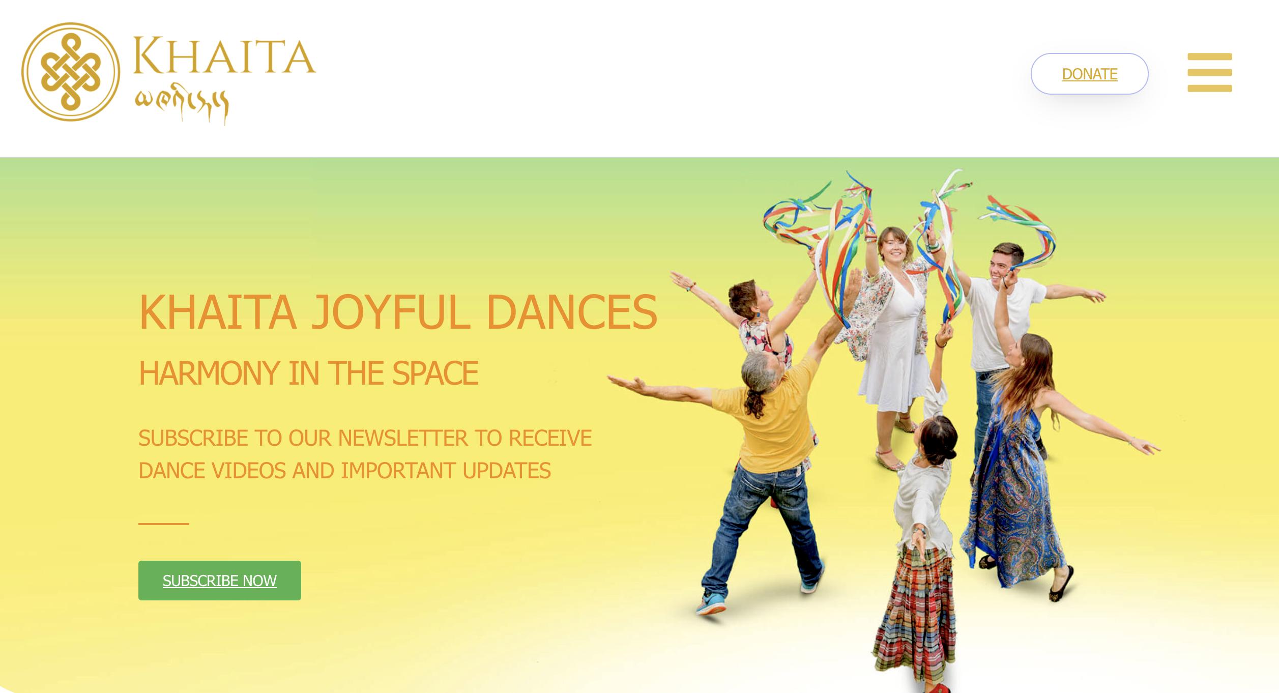 New Khaita Website