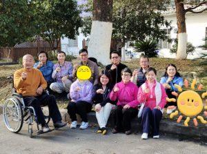News from Samtengar, Yichun, Jiangxi Province, PRC