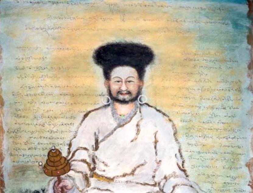 Changchub Dorje by Drugu Choegyal