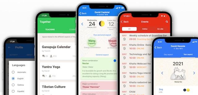 benefits sangha app