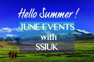 Summer Events with Shang Shung Institute UK
