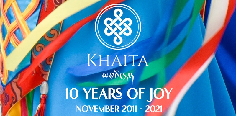 Join Collective Dance Video for Khaita's 10 Years Anniversary
