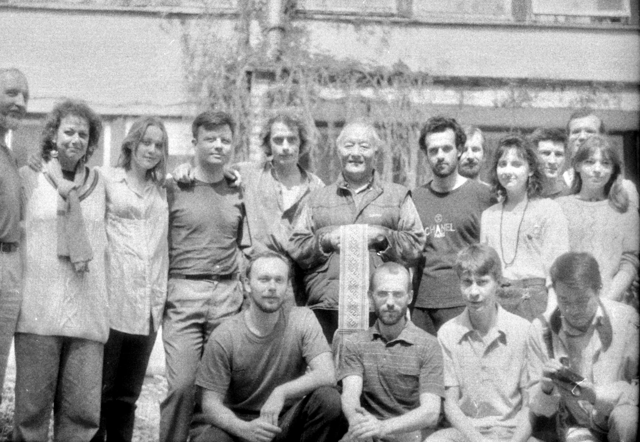 History of the Minsk Dzogchen Community
