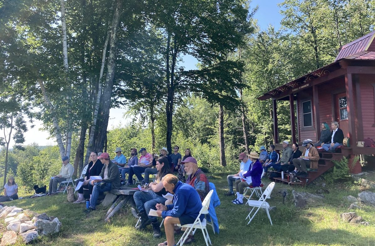 Tsegyalgar Summer Sangha Retreat