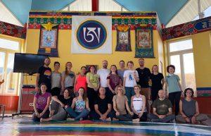 Yantra Yoga Retreat at Kunsangar South