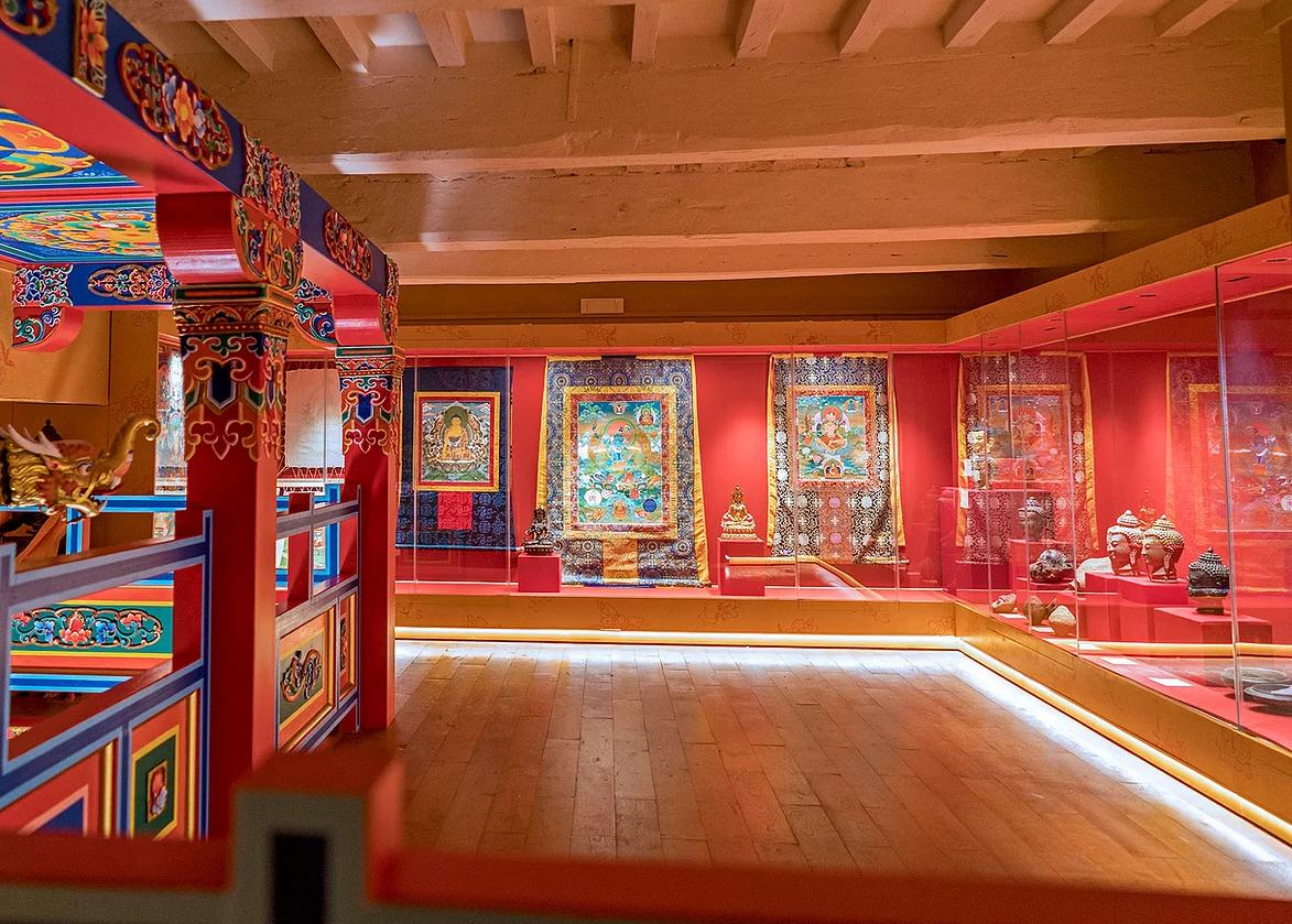Namkhai Collection at MACO