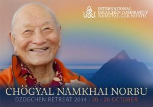 Latest News from Namgyalgar