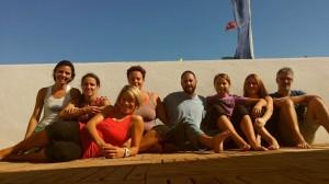 Introduction to Yantra Yoga at Dzamling Gar, Tenerife, Spain