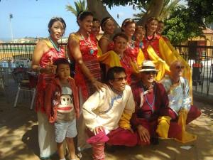 Tenerife Festivities from June 1st -3rd, 2014