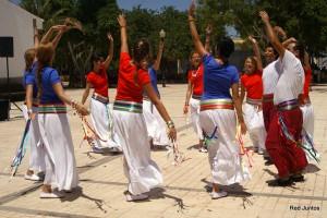Khaita Joyful Dances in El Fraile event