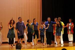Video of the Namgyalgar Dancers on youtube