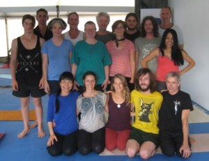 Yantra Yoga First Level Teacher Training