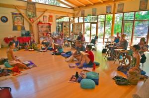 Semdzin Retreat at Namgyalgar South, NSW, Australia