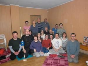 SMS retreat in Volzhsky, Russia