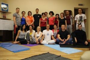 Yantra Yoga in Minsk