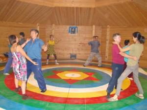 Vajra Dance in Buryatia
