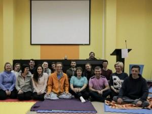 Kumbhaka and Mind Training