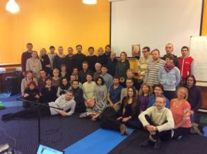 Guru Yoga and Contemplation
