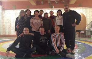 Vajra Dance in Volgograd
