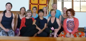 Yantra Yoga in New Zealand