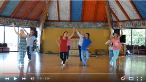 Three Principles in the Khaita Dances