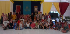 Khaita – Course in the study of the Dzamling Gar Song and Dance