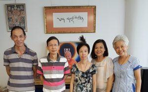 Namdrolling Singapore New Gakyil